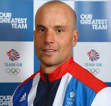 Richard Hounslow - British Slalom Canoeist. 2013.