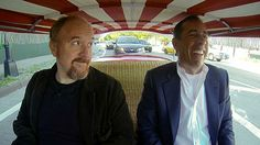 Louis C.K. Comedy, Sex and The Blue Numbers  - Comedians In Cars Getting Coffee by Jerry Seinfeld