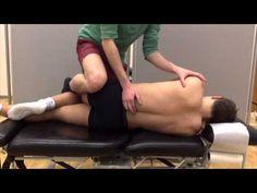 C6 spinosus contact gonstead chiropractic - YouTube