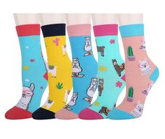 Mens athletic low cut Ankle sock Cacti Cactus Love Short Cute Sock