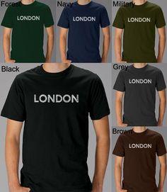 Los Angeles Pop Art Men's London T-Shirt ( - ), Women's