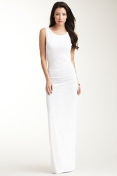 HauteLook | $19 & Under: American Apparel Scoop Back Maxi Dress