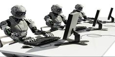 Cina. Giornalisti robot per l'agenzia di stampa Xinhua
