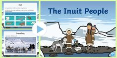 Perfect for whole-class teaching, this PowerPoint features some information to help support your teaching on the Inuit. The resource includes information on their towns, igloos, how they keep warm and more. Social Studies Classroom, Teaching Social Studies, Classroom Setup, Learning Websites For Kids, Diorama Kids, Aboriginal Education, Inuit People, Third Grade, Grade 2