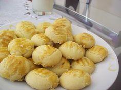 Receita de Salgadinho de queijo - Tudo Gostoso