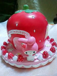 My melody Music box SANRIO from JAPAN