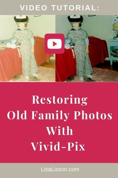 Revive and repair your old family photos quickly and find clues to boost your genealogy research. Genealogy Research, Family Genealogy, Genealogy Sites, Old Family Photos, Old Photos, Edit Photos, Family Tree Research, Genealogy Organization, Learning Games For Kids