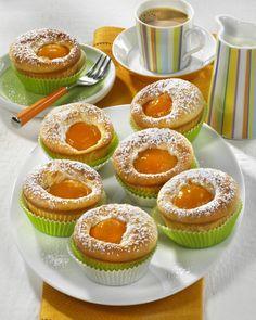 Unser beliebtes Rezept für Aprikosen-Dickmilch-Muffins und mehr als 55.000 weitere kostenlose Rezepte auf LECKER.de.