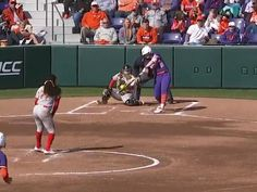 6 LSU softball team claimed its third run-rule of the weekend and a perfect game, downing Sam Houston State and Belmont on Saturday in Tiger Park. The Tigers improve to on the year, while Sam Houston State drops to and Belmont falls to Softball Equipment, Tiger Beat, Sam Houston, Fastpitch Softball, Perfect Game, Lsu, Tigers, Third, Park