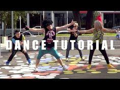 Dance Tutorial | Jayden Rodrigues 1/2
