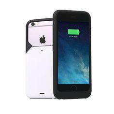KWP-208 Freedy Wireless charging case / Qi+PMA dual Mode / Apple MFi certified / Made in korea #iphonewirelesscharging #wirelesscharging #i6wirelesscharging #iphonecase