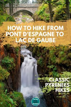 Everything you need to know about visiting and hiking the Lac de Gaube in the French Pyrenees #hikelacdegaube #hikingfrance #hikingpyrenees #lacdegaube Hiking Norway, Hiking Europe, Road Trip France, France Travel, France Photos, Travel Workout, Camping Spots, Hiking Tips, Spain
