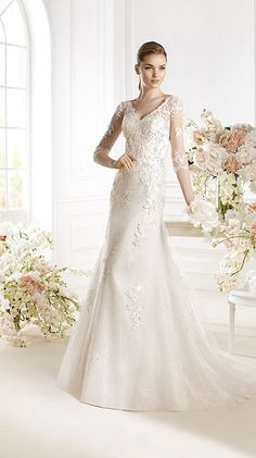 PAPYN / Bridal Gowns / 2014 Collection / Avenue Diagonal