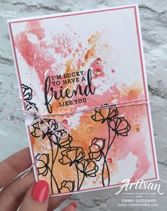 Love What you Do Stamp Set, Stampin' Up!