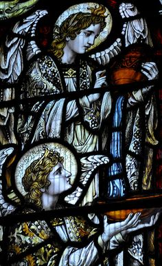 Winchcombe Stained Glass -146