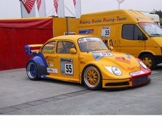 VW Beetle Super Racer