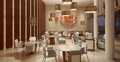 Gran Palapa, Hotel Catalonia, Salón B-Loved by Futur2 Design & Production, Innovative Spaces - Barcelona