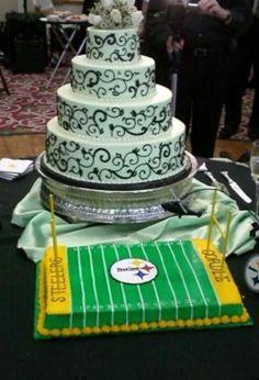 Steelers cake httppinterestcomhamptoninnmonro