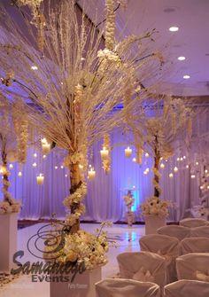 Decoración en bodas Puebla