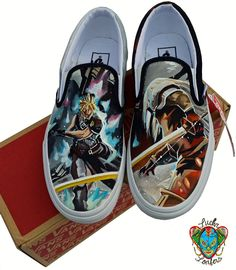fb332667abd5dc 62 Best Lucha Loafers Custom Vans and Toms! images
