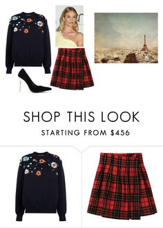 """""""Untitled #13481"""" by jayda365 ❤ liked on Polyvore featuring Victoria, Victoria Beckham and Limi Feu"""