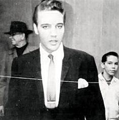 Elvis Aaron Presley...