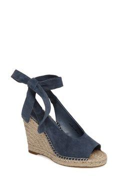 8d9deebb593 Women s Chocolat Blu Wisper Wedge Sandal ( 188) ❤ liked on Polyvore ...