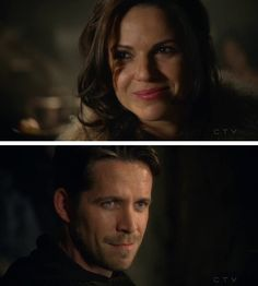 Regina and Robin--stop being adorable!