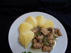 LA VERA  IN BUCATARIE: Pui parizian cu budinca de gris Beef, Food, Meat, Eten, Ox, Ground Beef, Meals, Steak, Diet