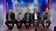 Backstreet Boys offer advice to One Direction