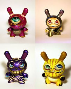 Custom Dunny OOAK Art Toy Figure by bryancollins on Etsy, $75.00