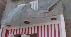 مصرع شخصين واصابة 7 فى انهيار عقار مكون من 4 طوابق بحى غرب اسيوط - بوابة صعيد مصر الإخبارية