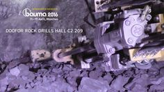 Doofor rock drills is exhibiting in Bauma 2016 in Munich, Bavaria, Germany April Come and see us there at April 11, Bavaria Germany, Come And See, Drills, Munich, Rock, Skirt, Drill, Locks