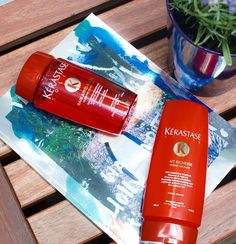 Chose two powerful sun protecting hair products this BAIN APRÈS-SOLEIL for colour treated hair compensates for the drying effects […] Brunch, Protective Hairstyles, Damaged Hair, Salons, Hair Care, Moisturizer, Treats, Sun, Tips