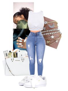 """""""Allbabe"""" by babiiijaeeee on Polyvore featuring Puma"""