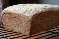 GF beer bread and lots of great bread baking tips for Gluten Free bread making.