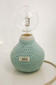 lampes crochet