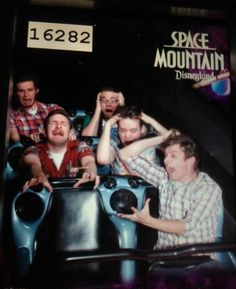 """Best idea ever for this ride. """" Someone's missing!!!!!"""" Space Mountain, Stage, Flat Screen, Mountains, Movie Posters, Movies, 2016 Movies, Films, Popcorn Posters"""
