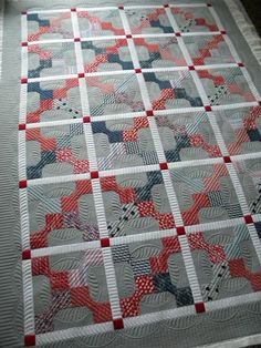 Sew Kind Of Wonderful: Jodi's Beautiful Quilt by Jenny Pedigo