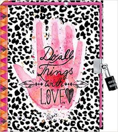 Tagebuch - Rebella: Do all things with love: Amazon.de: Marion Marion Rekersdrees: Bücher