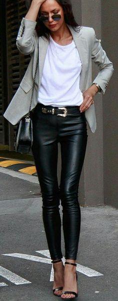 Black pants outfit