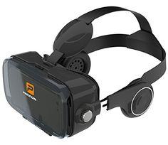 Pasonomi VR 2017 - Gafas Realidad Virtual, Gafas de vídeo virtual con el Auricular Eestéreo - https://realidadvirtual360vr.com/producto/pasonomi-vr-2017-gafas-realidad-virtual-gafas-de-vdeo-virtual-con-el-auricular-eestreo-para-iphone-samsung-htc-sony-android-telfonos-celulares/ #RealidadVirtual #VirtualReaity #VR #360 #RealidadVirtualInmersiva