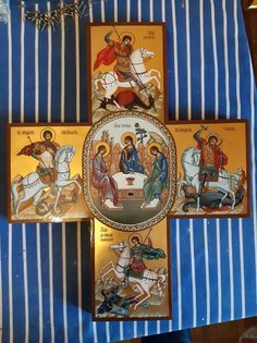 Sunday School, Painting, Orthodox Icons, Pictures, Painting Art, Paintings, Painted Canvas, Drawings