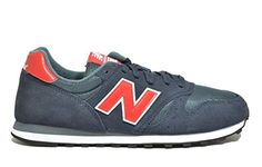 New Balance D, Herren Sneakers, Blau (snr Navy/red), - New balance schuhe (*Partner-Link) New Balance Herren Sneaker, Leonardo Collection, 5 News, Fashion Outfits, Navy, Sneakers, Red, Shoes, Women