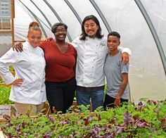 Chefs Doing Good: Ed Lee Gives Underprivileged Kids a Chance. On Plate Magazine.