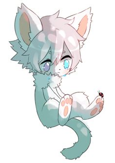 c( u Archive Anime Furry, Anime Neko, Furry Art, Creature Drawings, Animal Drawings, Drawing Reference Poses, Art Reference, Diy Cat Bed, Fantasy Art