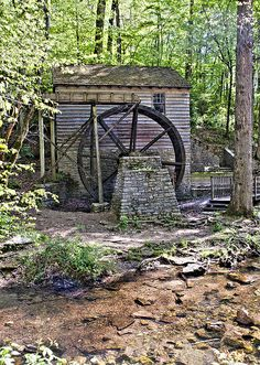 Grist Mill - Norris, Tennessee
