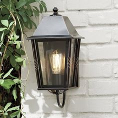 Buy the new Audrey Outdoor Sconce and restyle your outside living areas with designer and luxury lighting. Create perfect focus by design! Outdoor Sconce Lighting, Garage Lighting, Outdoor Light Fixtures, Luxury Lighting, Exterior Lighting, Outdoor Wall Lighting, Lighting Design, Classic Lanterns, Candle Sconces