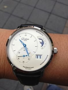 Glashutte Original - Panorama Date Moonphase