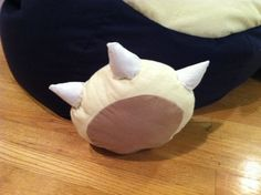 Snorlax Pokemon Full Size Bean Bag Chair. $299.00, via Etsy.